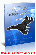 Hypnotic Influence NLP Sales Bonus