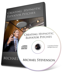 Creating Hypnotic Elevator Pitches